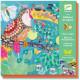 Tableaux de sequins 'Flamboyants' DJECO 9521