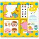 Créer avec des gommettes 'J'aime les animaux' DJECO 9050
