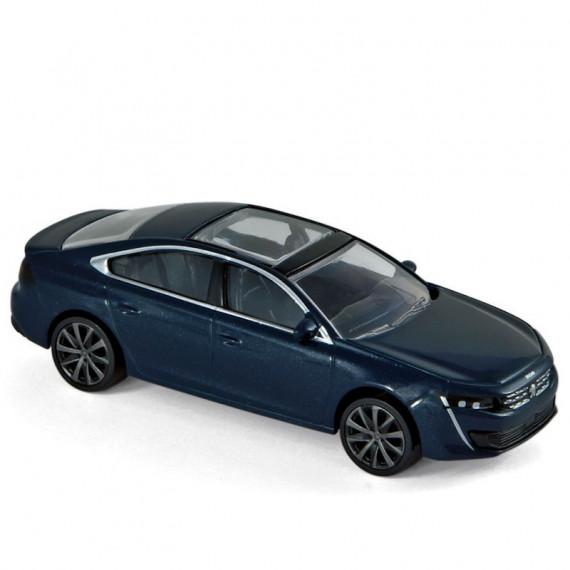Peugeot 508 2018 voiture jouet Norev