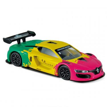 Renault sport RS.01 2015 'Oregon Team' voiture jouet Norev
