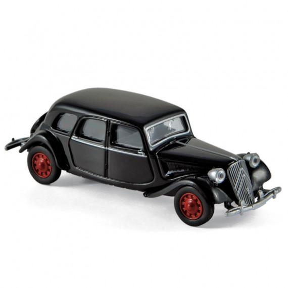 Citroën 15 six 1939 noire NOREV classic