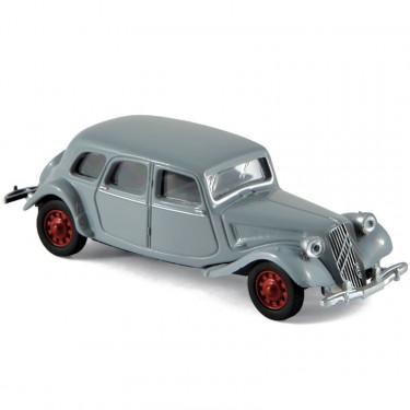 Citroën 15 six 1939 grise NOREV classic
