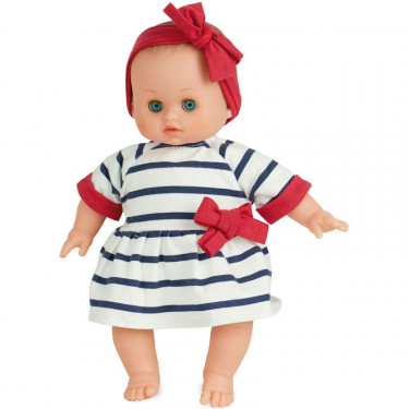 """Poupée Petit Câlin 28cm """"Rosalie"""" Petitcollin"""