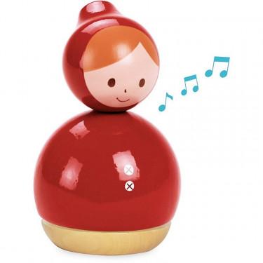 Boîte à musique 'Chaperon rouge' Shinzi Katoh Vilac 7804