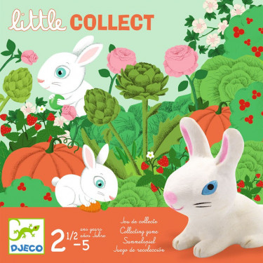 Little Collect, jeu DJECO 8558