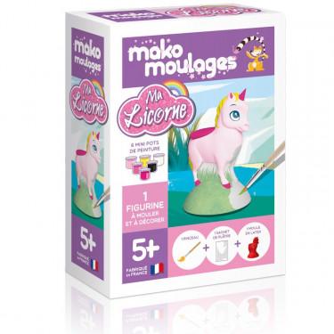 Mako Moulages 'Ma licorne' 39029