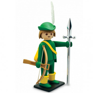 Le jeune arquebusier Playmobil Collectoys de Plastoy