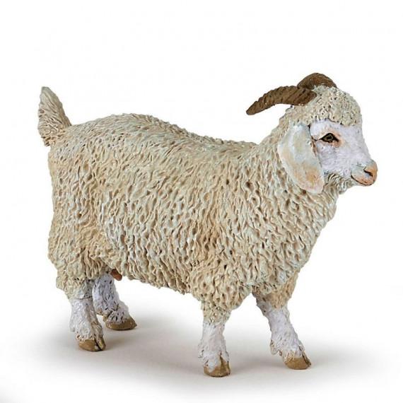 Chèvre angora, figurine PAPO 51170