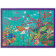 Puzzle 200 pcs Récif corallien Scratch