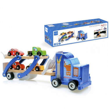 Camion transporteur de voitures SCRATCH