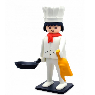 Le cuisinier Playmobil Collectoys de Plastoy