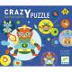 Crazy Puzzle 'Barba'zules' DJECO 7119