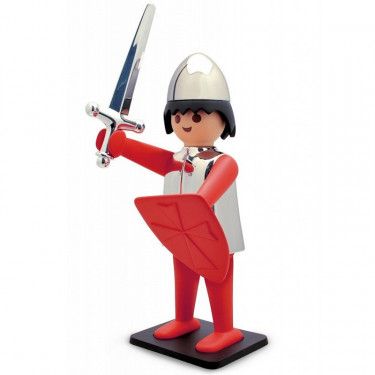 Le chevalier Playmobil Collectoys de Plastoy