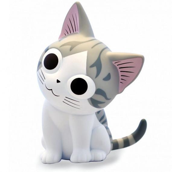Tirelire Chi, une vie de chat Plastoy