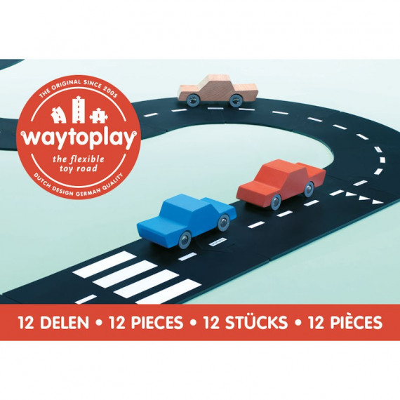 Circuit flexible Waytoplay, coffret périphérique