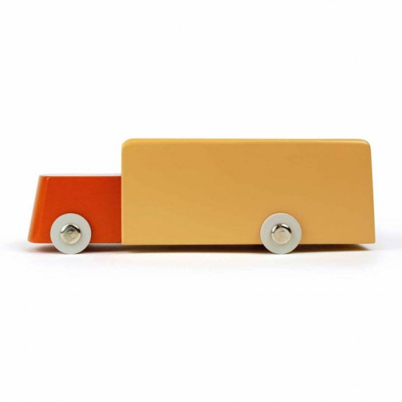 Duotone Car n°6 design by Floris Hovers - Ikonic Toys