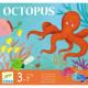 Octopus, jeu d'adresse et de coopération DJECO 8405