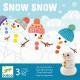 Snow snow, jeu DJECO 8492