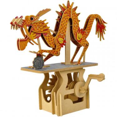 """Automate à manivelle """"Dragon"""" à construire MODelSHOP"""