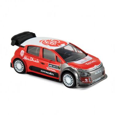 Citroën C3 WRC 2017 Norev 1-43ème