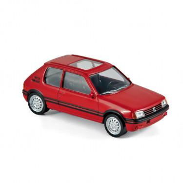 Peugeot 205GTI 1.6 1986 Norev 1-43ème