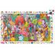 Puzzle observation 'Carnaval de Rio' 200 pcs DJECO 7452
