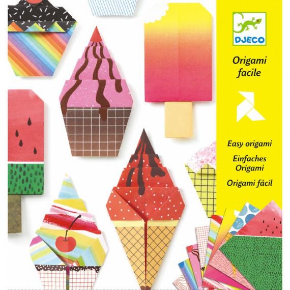 Origami facile 'Délices' DJECO 8756