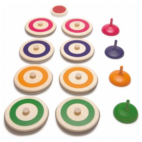 Curling d'intérieur, jeu BS Toys