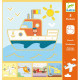 Pochoirs Transports & Co, DJECO 8819
