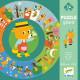 Puzzle géant 'L'année' 24 pcs DJECO 7016