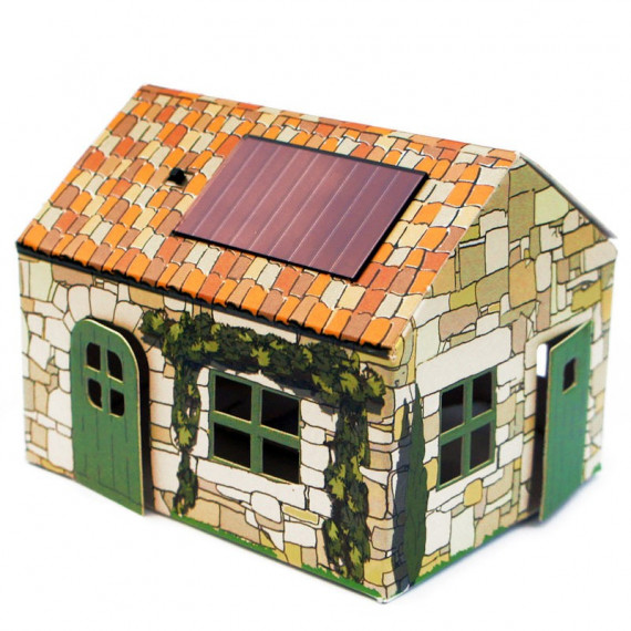 Casagami Provence, veilleuse solaire