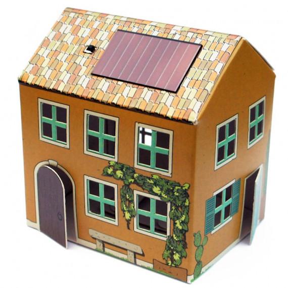 Casagami Nationale 7, veilleuse solaire