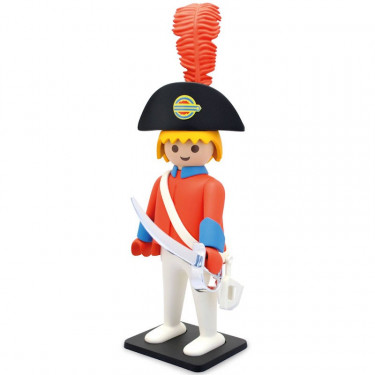 L'officier de la garde Playmobil Collectoys de Plastoy