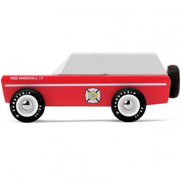 voiture pompier Candylab TOYS