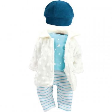 Vêtement de poupée Petitcollin 36 cm 'Céleste'