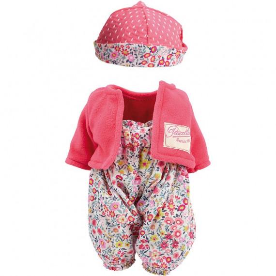 Vêtement de poupée Petitcollin 28 cm 'Soleil d'été'