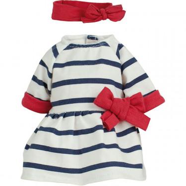 Vêtement de poupée Petitcollin 28 cm 'Rosalie'