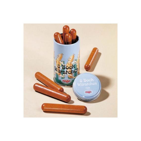 Saucisses de Francfort jouet HABA 1405