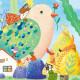 Puzzle 350 pcs Miss Birdy DJECO 7616
