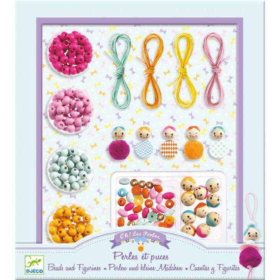 Perles et puces DJECO 9819