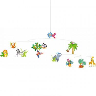 Le monde de la jungle, mobile DJECO 4316