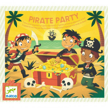 Pirate party DJECO 2095