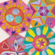 Coloriages surprise 'Mandalas constellations' DJECO 9655
