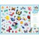 Gommettes en volume 'Petites ailes' DJECO 9083