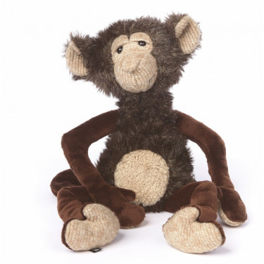 Uncle Jungle, singe en peluche SIGIKID Beast 39132