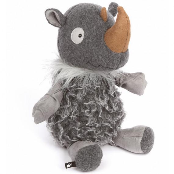 Rhino Nino, rhinocéros en peluche SIGIKID Beast 39167