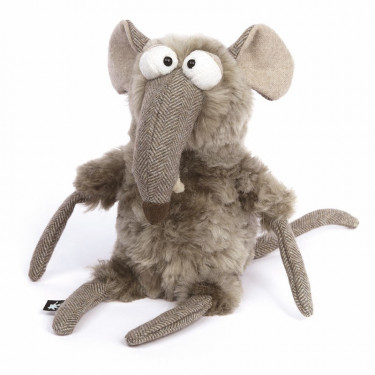 Quick & dirty, souris en peluche SIGIKID Beast 39161