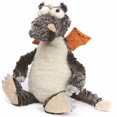 I'm on fire, dragon en peluche SIGIKID Beast 39156