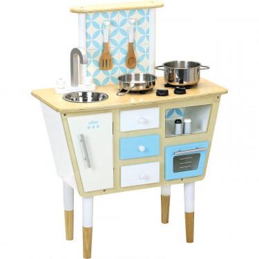 Cuisine vintage, jouet en bois VILAC 8109