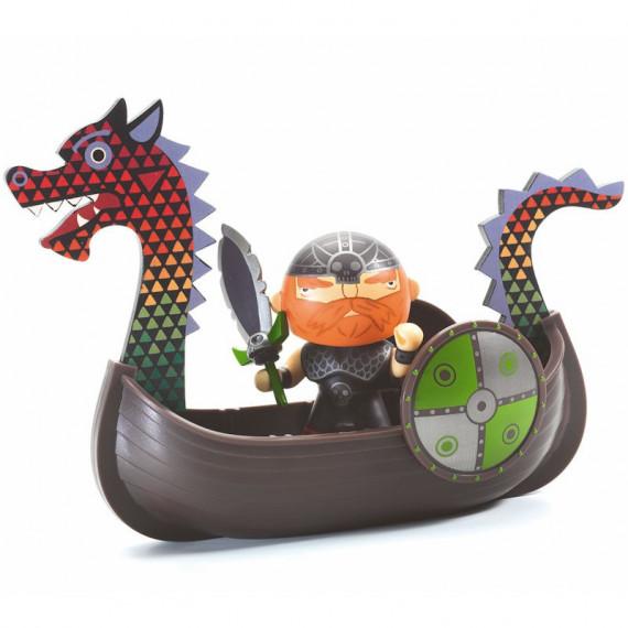 Arty Toys Drack & ze drakkar djeco 6818